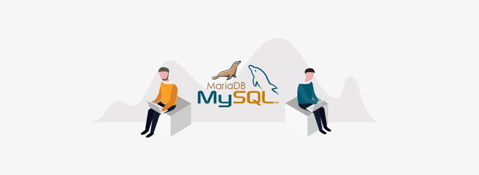 Plesk mySQL - MariaDB Guncellemesi