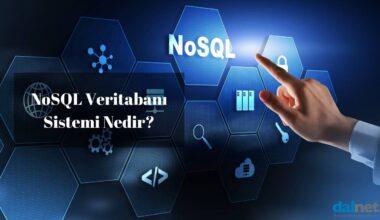 nosql nedir? Nosql veritabanı sistemi